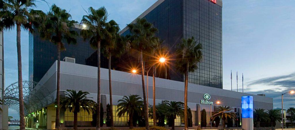 Victoria Jones, Hilton Hotels Corporation