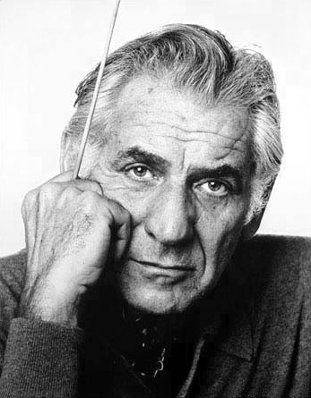 Wednesday Wisdom from Leonard Bernstein