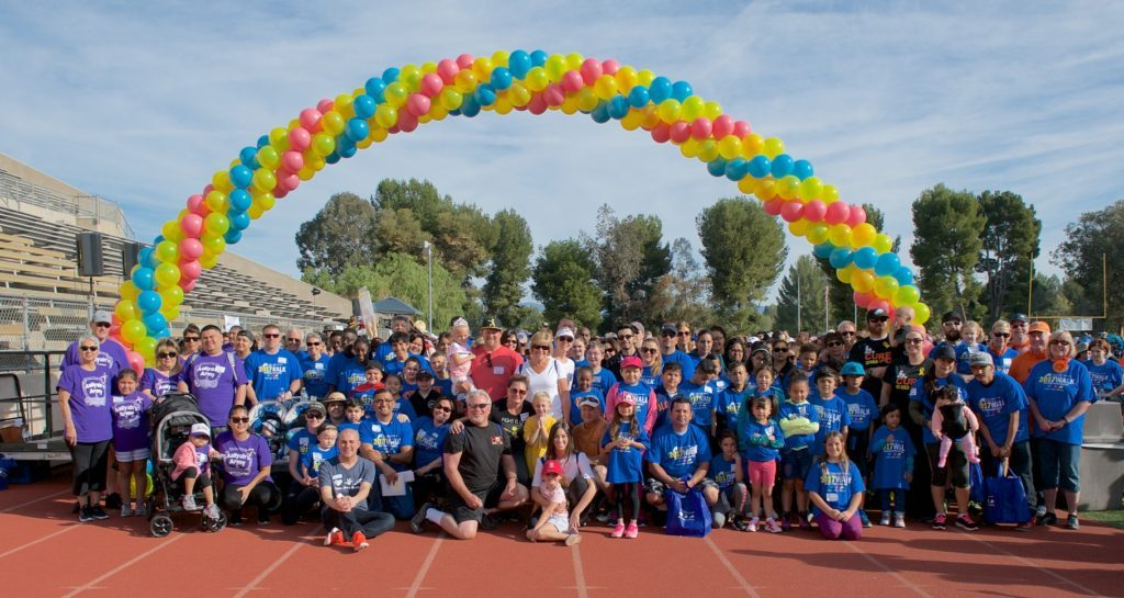 Santa Clarita! This Saturday, We're Walking for Kids with Cancer